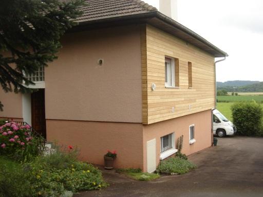 isolation murs par l 39 ext rieur efficace et avantageux. Black Bedroom Furniture Sets. Home Design Ideas